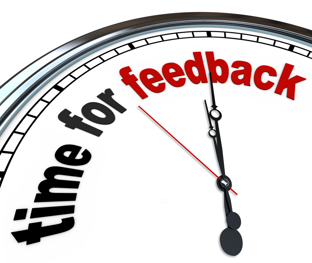 continuous feedback to employees