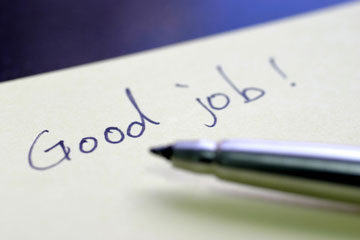 importance of positive employee recognition