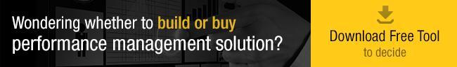Download Synergita's Build vs Buy Tool