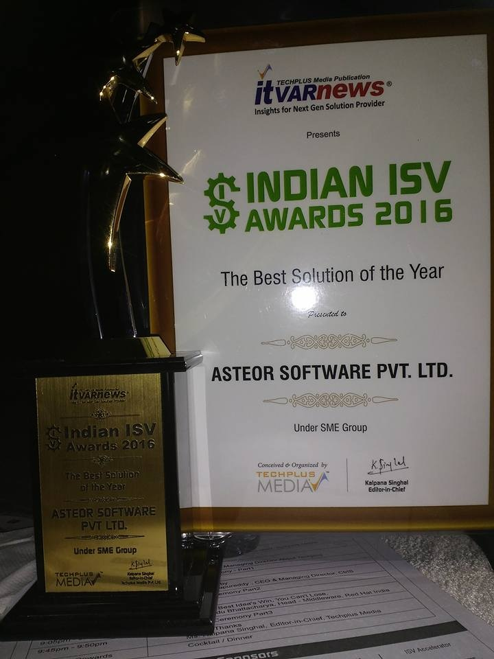 isv award