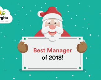 Best Manager of 2018!
